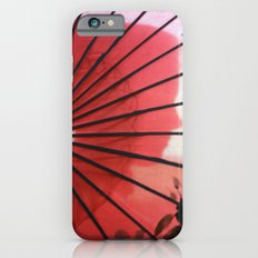 RED CHINA Slim Case iPhone 6s