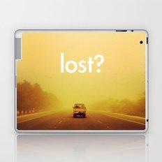 lost? Laptop & iPad Skin
