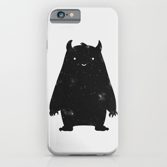 Mr. Cosmos iPhone & iPod Case