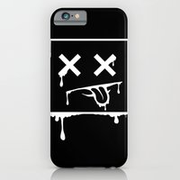 iPhone & iPod Case featuring Dead Pixel Negative by Shana-Lee