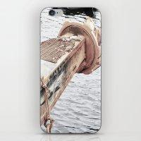 Rusty Boat iPhone & iPod Skin