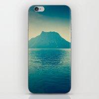 isla nublar... iPhone & iPod Skin