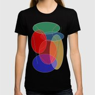T-shirt featuring Abstract #27 by (RLT)