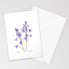 Bluebells Stationery Cards