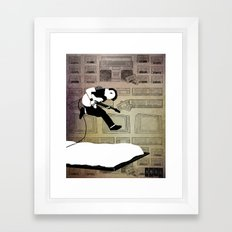 the chelsea Framed Art Print