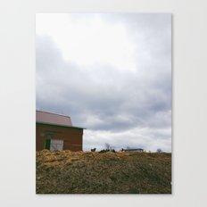 Fran's Farm Canvas Print
