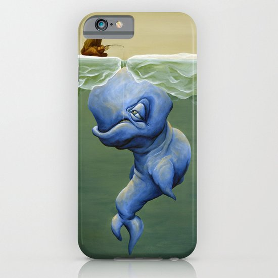This One's About Greed iPhone & iPod Case