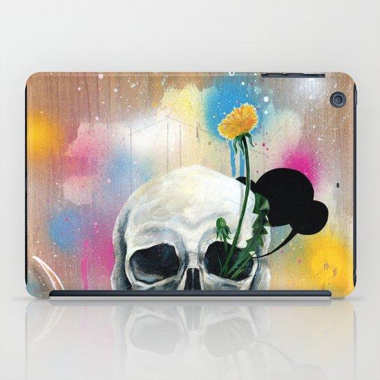 Skull Roots iPad Case