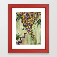 Skip a Step Framed Art Print