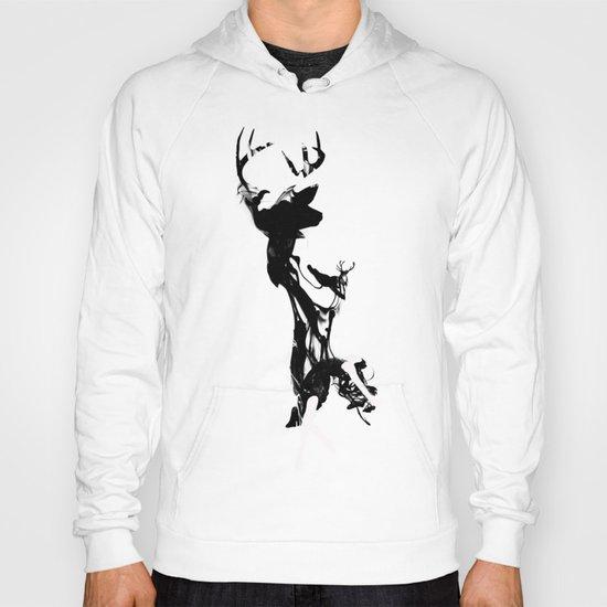 Last time I was a Deer Hoody