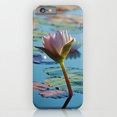 Lotus Blossom Flower 13 iPhone 6 Slim Case