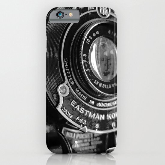 anastigmat iPhone & iPod Case