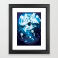 The Risen Framed Art Print