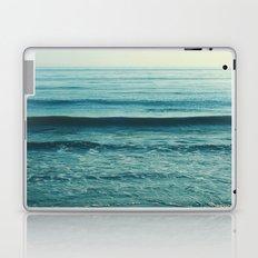 beach waves. Somewhere  Laptop & iPad Skin