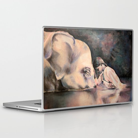 bittersweet goodbye Laptop & iPad Skin