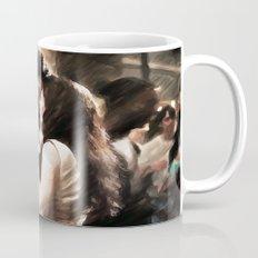 Edward and Bella from Twilight - Painting Style Mug