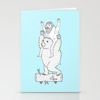 On A Cause Which Contrib… Stationery Cards