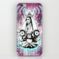 Poster RB iPhone & iPod Skin