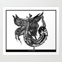 The Firebird Art Print