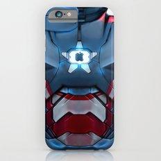 Iron/Patriot body armor. iPhone 6 Slim Case