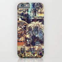 iPhone & iPod Case featuring Eyes Wide Open by ISIK MATER