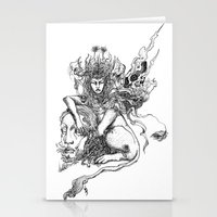Le Mystere Stationery Cards