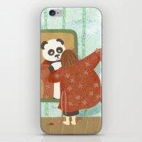 Bamboo (Bambouseraie) iPhone & iPod Skin