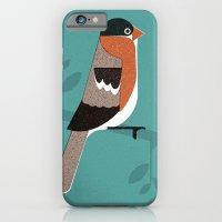 Raitán (Asturian Robin) iPhone 6 Slim Case