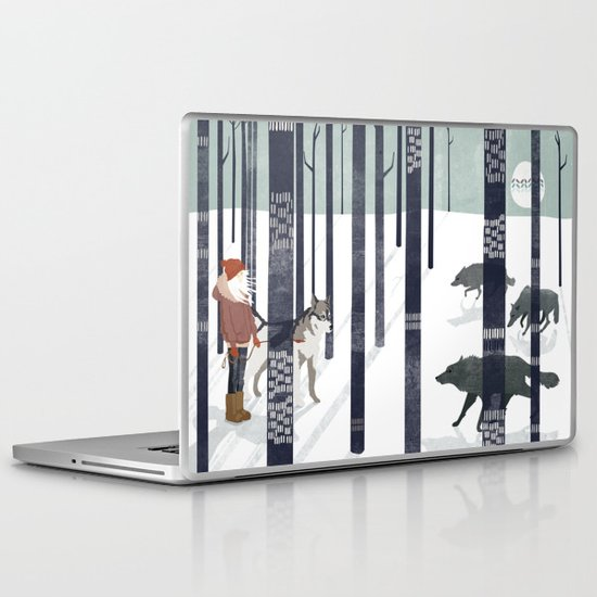Us and Them Laptop & iPad Skin