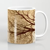 Branches x2 Mug