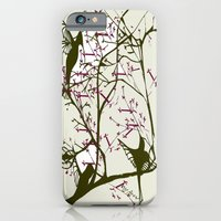 Hummingbirgds, before anything had a soul iPhone 6 Slim Case
