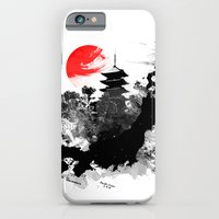 Abstract Kyoto - Japan iPhone 6 Slim Case
