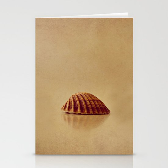 Shells Stationery Card