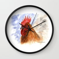 The COCK A087 Wall Clock