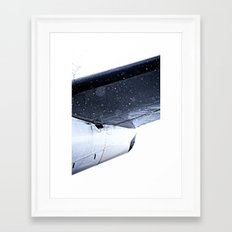 I travel Framed Art Print