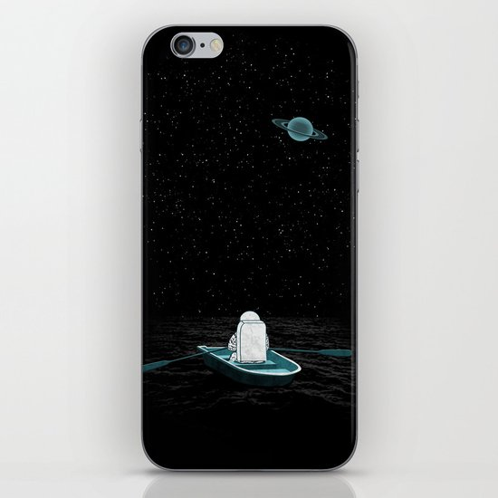 A Space Odyssey iPhone & iPod Skin