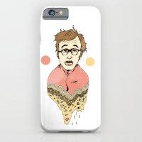 Woody Allen's Ghost iPhone 6 Slim Case