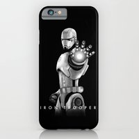 iPhone & iPod Case featuring Iron Trooper by mawk