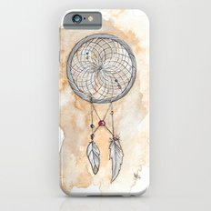 Pale DreamCatcher iPhone 6 Slim Case