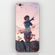 Being The Leaf iPhone & iPod Skin