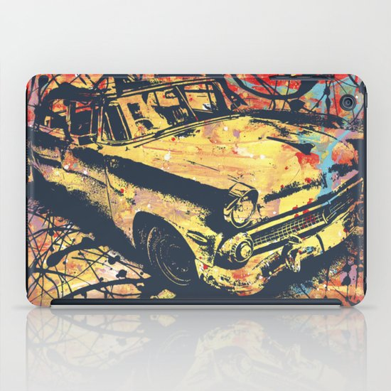 CADILLAC iPad Case