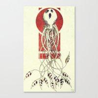 Ciavevomezzorabohmeneriv… Canvas Print