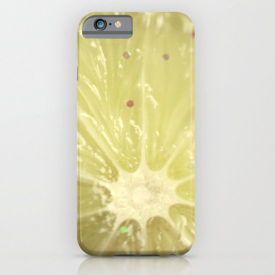 Sour Sparkles iPhone & iPod Case