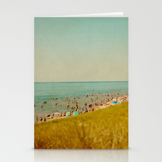 The Last Days of Summer Stationery Card