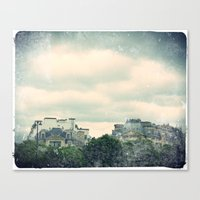 View from the top Canvas Print