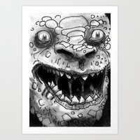 Rogues Gallery - Killer … Art Print