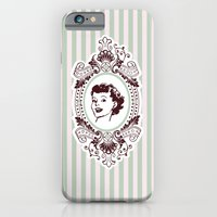 iPhone & iPod Case featuring Pretty Woman by iamtanya