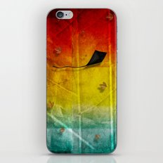 Black Bird No. 3 iPhone & iPod Skin