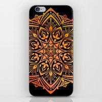 MANDALA I iPhone & iPod Skin
