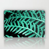 Laptop & iPad Skin featuring Bracken Fern - Digital O… by Moonshine Paradise